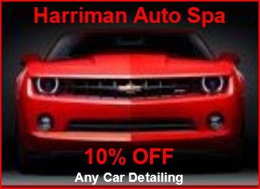 Harriman Auto Spa - 10% Off Car Detailing Coupon