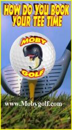 Book Tee Times At Moby Golf